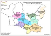 Grafik Landschaftspläne Geoportal